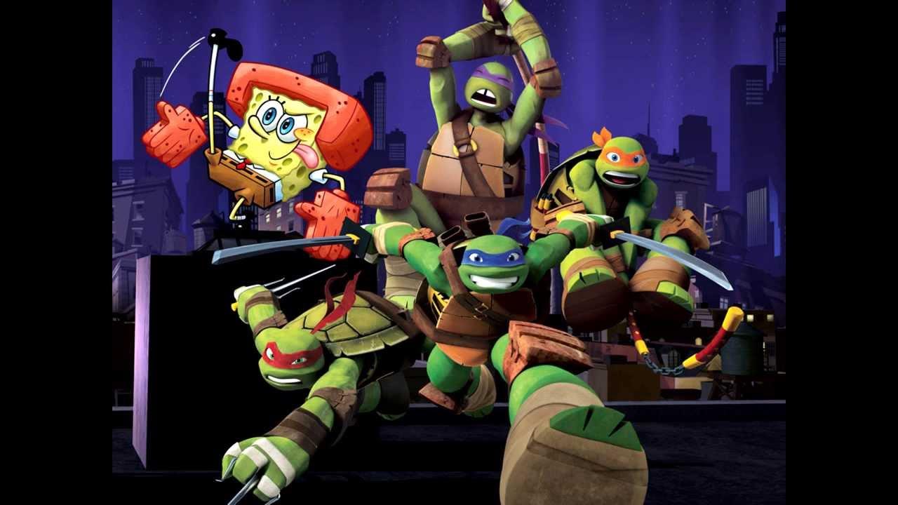 Ninja turtles theme song youtube