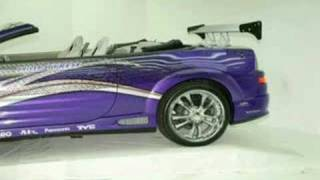 2003 Mitsubishi Eclipse Spyder From 2 Fast 2 Furious FOR