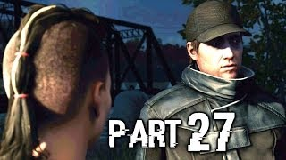 Watch Dogs Gameplay Walkthrough Part 27 Cash Run (PS4