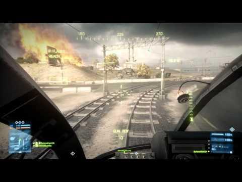 Трюки на вертолете