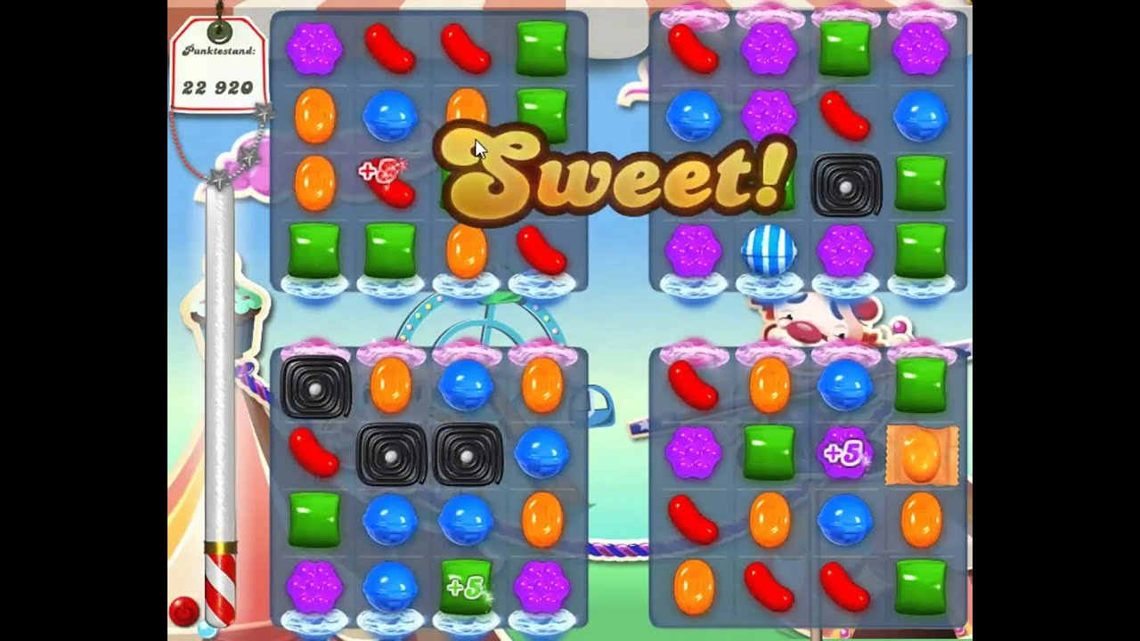Candy Crush Saga Levels