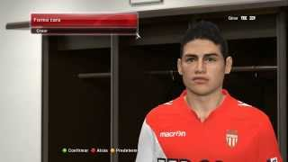 NEW FACE JAMES RODRÍGUEZ PES 2014 (DLC)