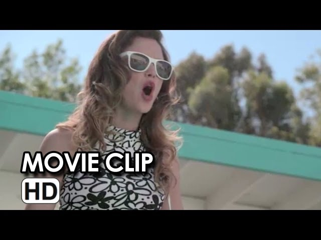 The To Do List Movie CLIP - Nothing Alike (2013) - Rachel Bilson Movie HD