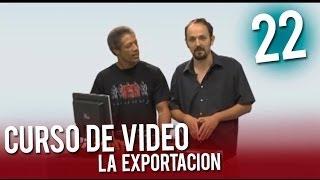 Vídeo: La exportación