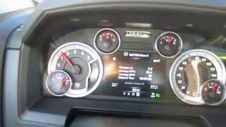 2014 Dodge Ram Diesel MPG Test