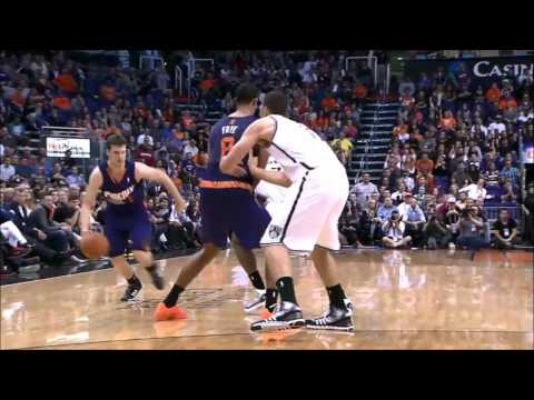 Goran Dragic and Eric Bledsoe: DragonBlade Early Season Highlight Mix (2013-14 Phoenix Suns)
