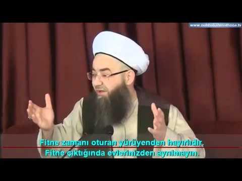 Cübbeli Ahmet Hoca - Berkin Elvan, Burak Can Karamanoğlu ve Sokak Olayları Hakkında