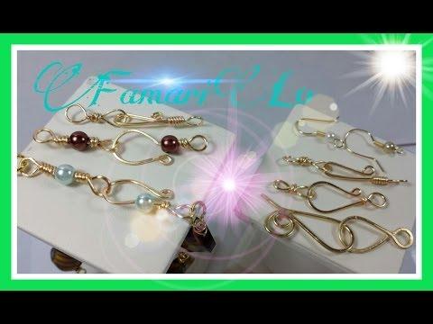 Broches para pulseras y collares (bisutería)
