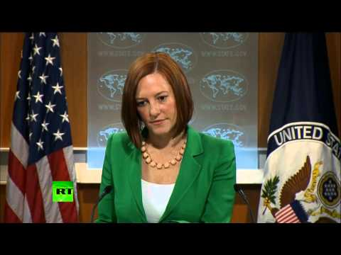 'This is what you cook for Ukraine?' State Dept. Psaki grilled over leaked tape