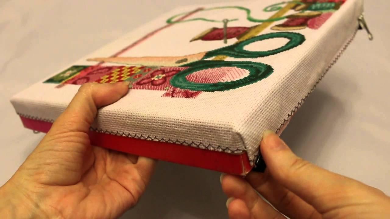 Вышивка бисером шкатулка рукоделия 66