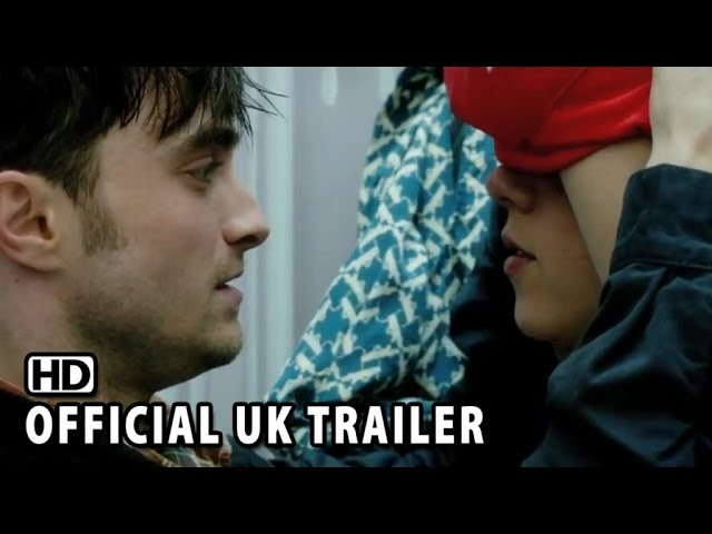What If Official UK Trailer #1 (2014) - Daniel Radcliffe, Mackenzie Davis