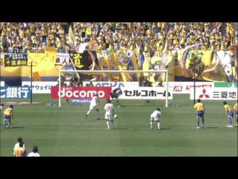 2010 名古屋グランパス All Goals(1/2)