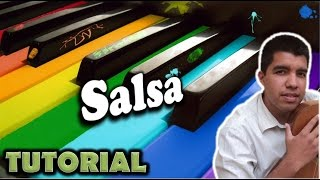 Clases De Piano- Como Tocar Salsa (principiantes)