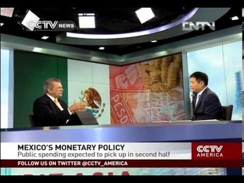 Studio interview  Mexico's economic slowdown