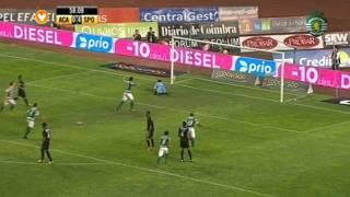 02J :: Académica - 0  Sporting - 4 de 2013/2014