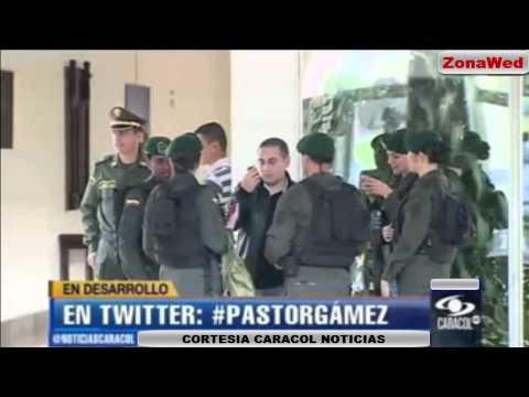 Recapturado en Honduras El Pastor Violador Alvaro Games Torres - Iglesia SALEM Pasto