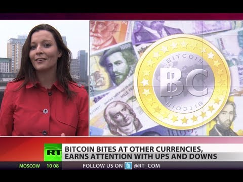 'Bitcoins much safer than money in banks'