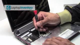 Acer Aspire Netbook Disassembly And Repair Fix Laptop