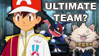 What Is Ash Ketchum's Ultimate Team?