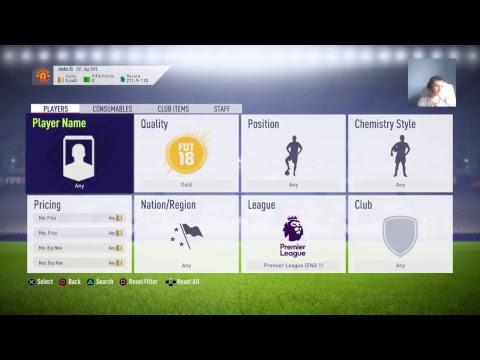 FIFA 18 FUT CHAMPIONS