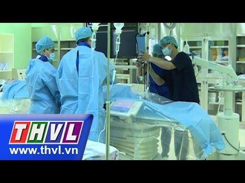 THVL | Sức khoẻ của bạn: Ngăn ngừa sự hình thành cục máu đông - Phòng ngừa đột quỵ (08/7/2015)