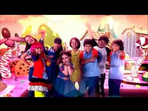 Chiquititas - Mexe Já ( versão 2014)