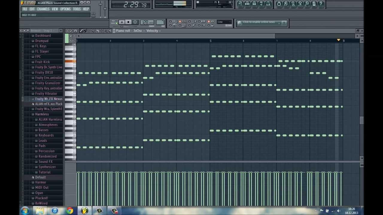 how to add plugins to fl studio 11