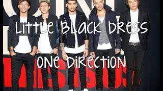 Little Black Dress- One Direction Letra En Inglés Y Español