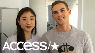 Mirai Nagasu Is Packing Mints For Adam Rippon At The Oscars In Case He Makes Out With Someone