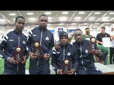 Highlights: Lincoln (MO) Men's Track & Field's 3rd Place NCAA Division II Indoor Finish