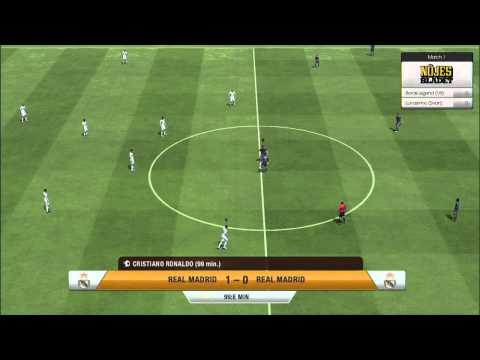 BorasLegend vs. Lukasinho FIFA13 SM-FINAL
