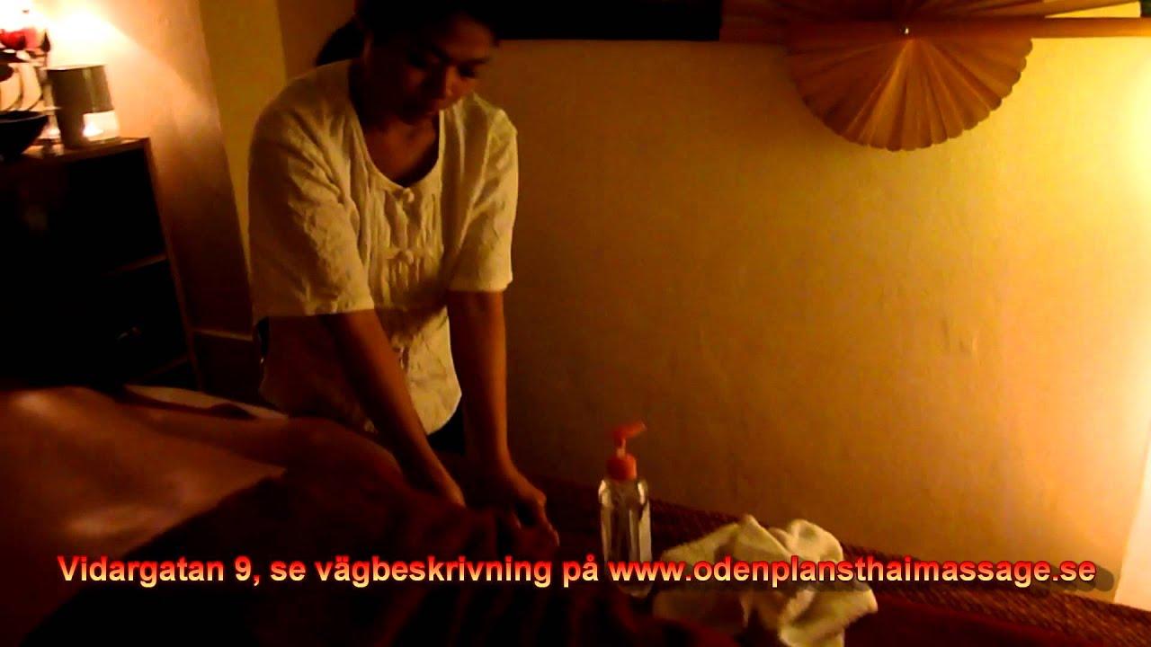 samruai thaimassage thaimassage växjö