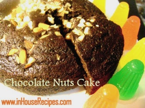 how to make cake in oven in hindi