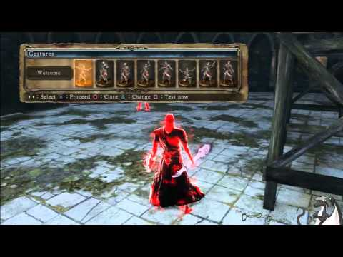 Dark Souls 2 PvP DLC -Yorgh's Spear