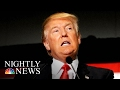President-Elect Donald Trump Could Undo President Obamas Executive Orders | NBC Nightly News