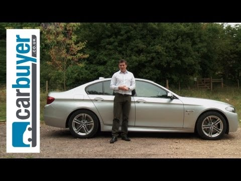 BMW 5 Series saloon 2013 review - CarBuyer
