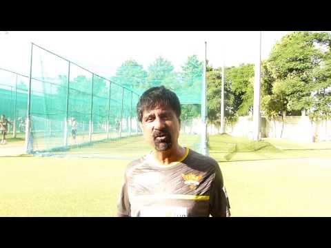 SRH Mentor Krish Srikkanth - Interview