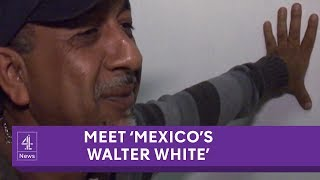 On The Trail Of A Mexican Drug Lord Channel 4 News