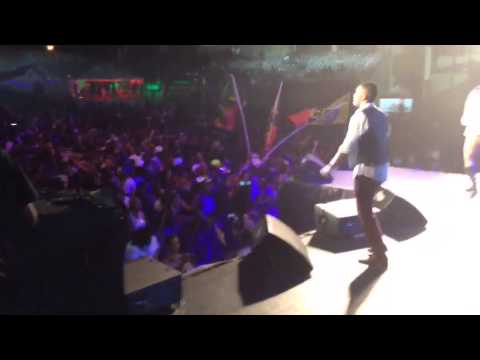 Destra (Live pt. II) - St Kitts Music Festival 2K14