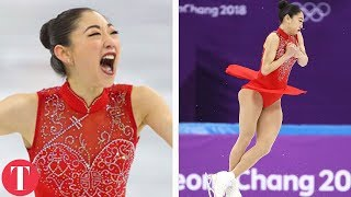 This Is Why Mirai Nagasu's Historic Triple Axel Is So Important