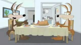 El Coyote Atrapa al Correcaminos