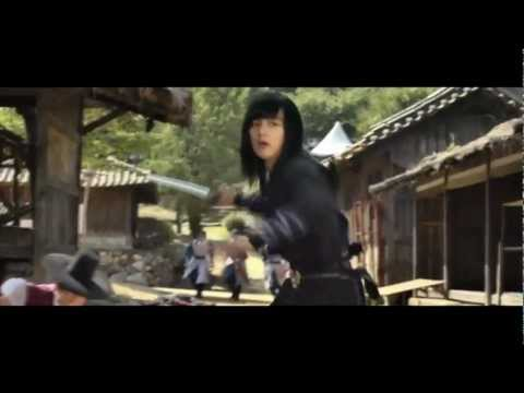 Warrior Baek Dong Soo aka. The Warriors Way - Trailer englisch [HD]