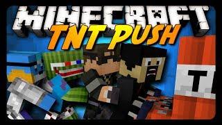 Minecraft Mini-Game: TNT PUSH!