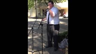Mormon Missionary Beatboxer