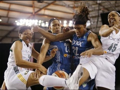 2013 WNBA Playoffs Round 1 Recap: (4) Seattle Storm @ (1) Minnesota Lynx