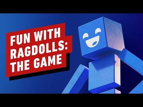 Floppin' About in 'Fun With Ragdolls: The Game'