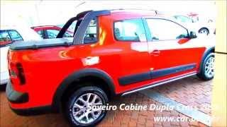 Nova Saveiro Cabine Dupla Cross Detalhes Www.car.blog.br