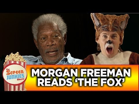 Morgan Freeman Reads 'the Fox'