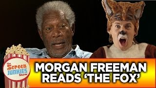 Morgan Freeman Reads The Fox by Ylvis