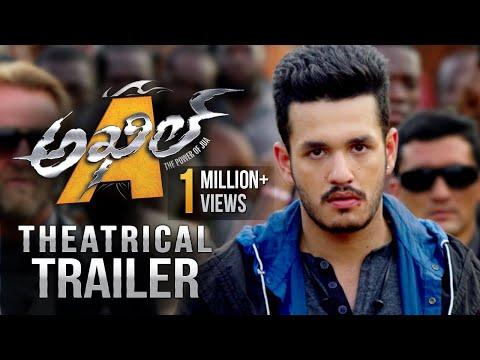 Akhil Movie Theatrical Trailer